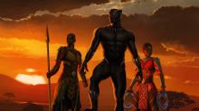 Black Panther watches over Wakanda in stunning new poster
