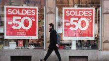 Fiducia consumatori eurozona in calo a febbraio