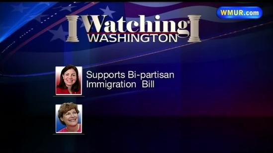 Watching Washington: Immigration reform; sexual assault in military