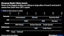 Bankers Are Sitting on a Vast Mountain of Risky Trades