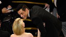 Rami Malek declara su amor a su compañera de Bohemian Rhapsody