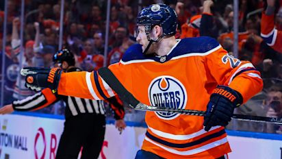 Draisaitl named MVP as NHL announces award winners