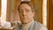 Hugh Grant pide desesperadamente que los ladrones le devuelvan el guion que llevaba semanas trabajando