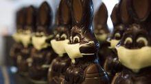 Bunnies to the rescue as virus hits Belgian chocolatiers