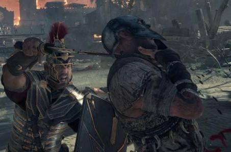 Ryse won't be getting that co-op challenge editor