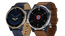 Garmin 'leverages power of Disney' for new Captain America, Captain Marvel watches