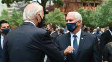 Trump e Biden, dois rivais no aniversário dos atentados de 11/9