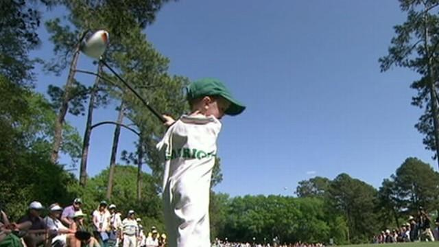 Instant Index: Top Golfers Bring Families to Augusta Before Masters