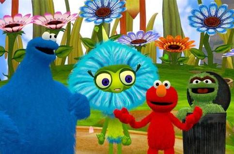 Sesame Street: Once Upon a Monster preview: A children's game for adults