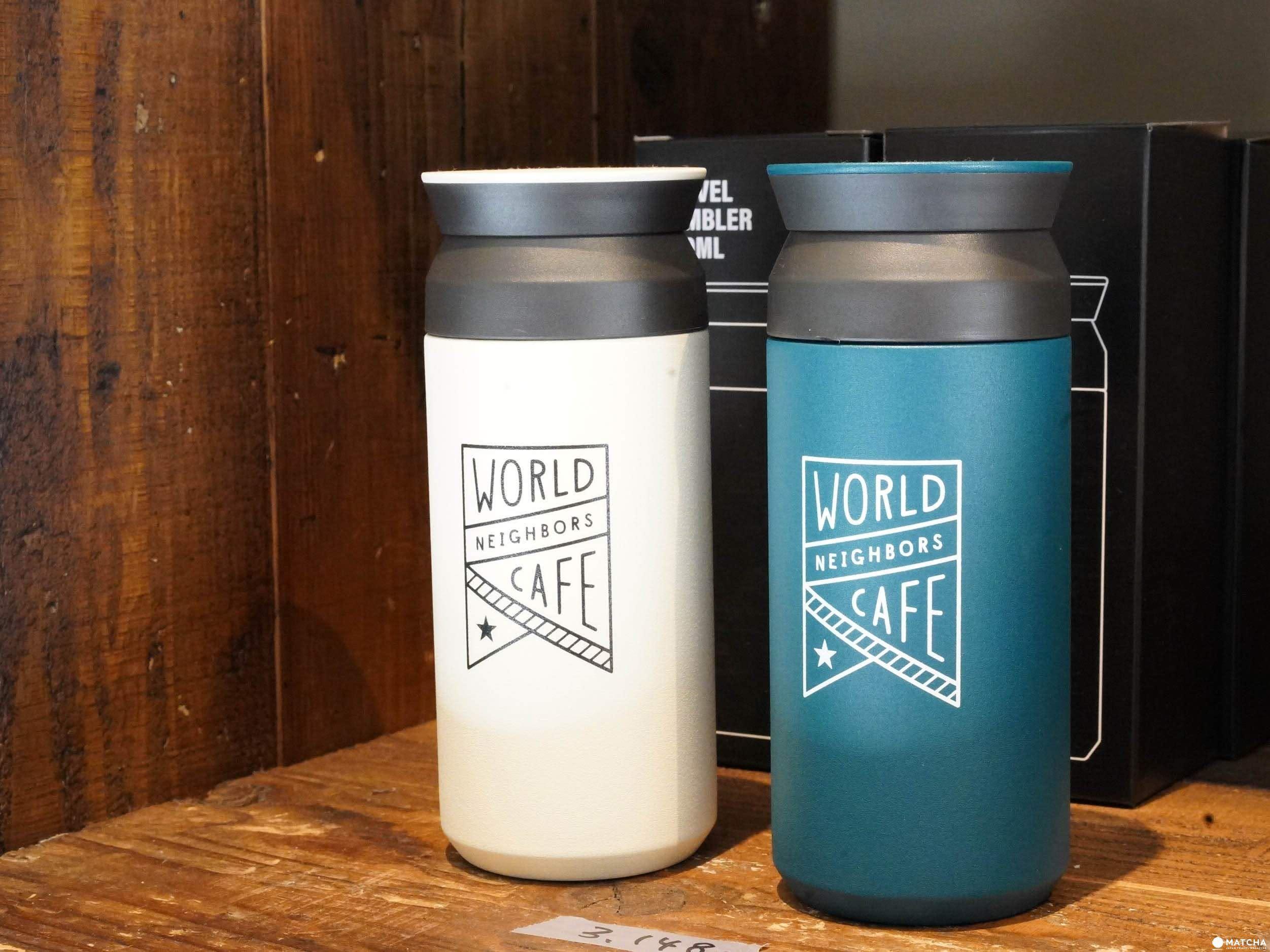清澄白河 咖啡原創用品