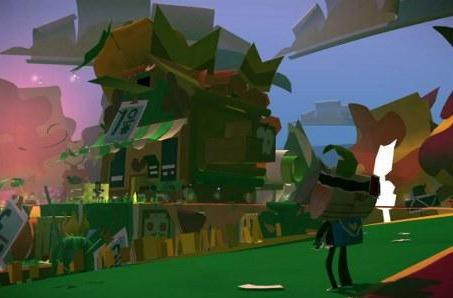 Tearaway review: Not quite a love letter
