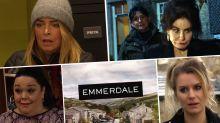 Next week on Emmerdale: Faith leaves again, plus Jamie has a sick plan for Gabby (spoilers)