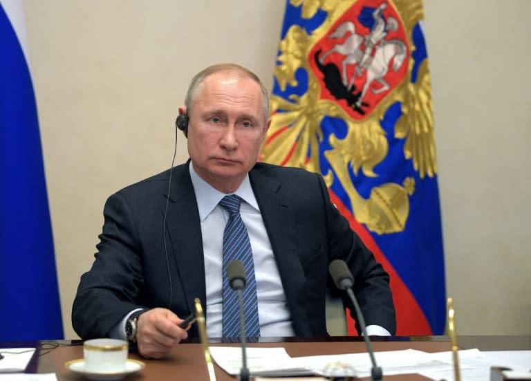 Russia Closes Borders to Slow Coronavirus Spread