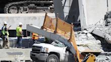 An engineer with the firm that designed a Florida pedestrian bridge warned of cracks in the structure days before deadly collapse
