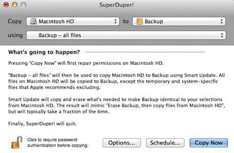 Getting ready for Mountain Lion: Backups