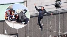 Tom Cruise breaks two bones, halts production of Mission: Impossible 6 for four months