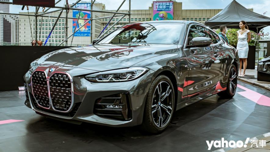全集中呼吸法-肺之呼吸!2021 BMW 4-Series 236萬起登台上市! - 14