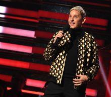 Ellen DeGeneres staffers told TV producer he couldn't look at her ahead of interview