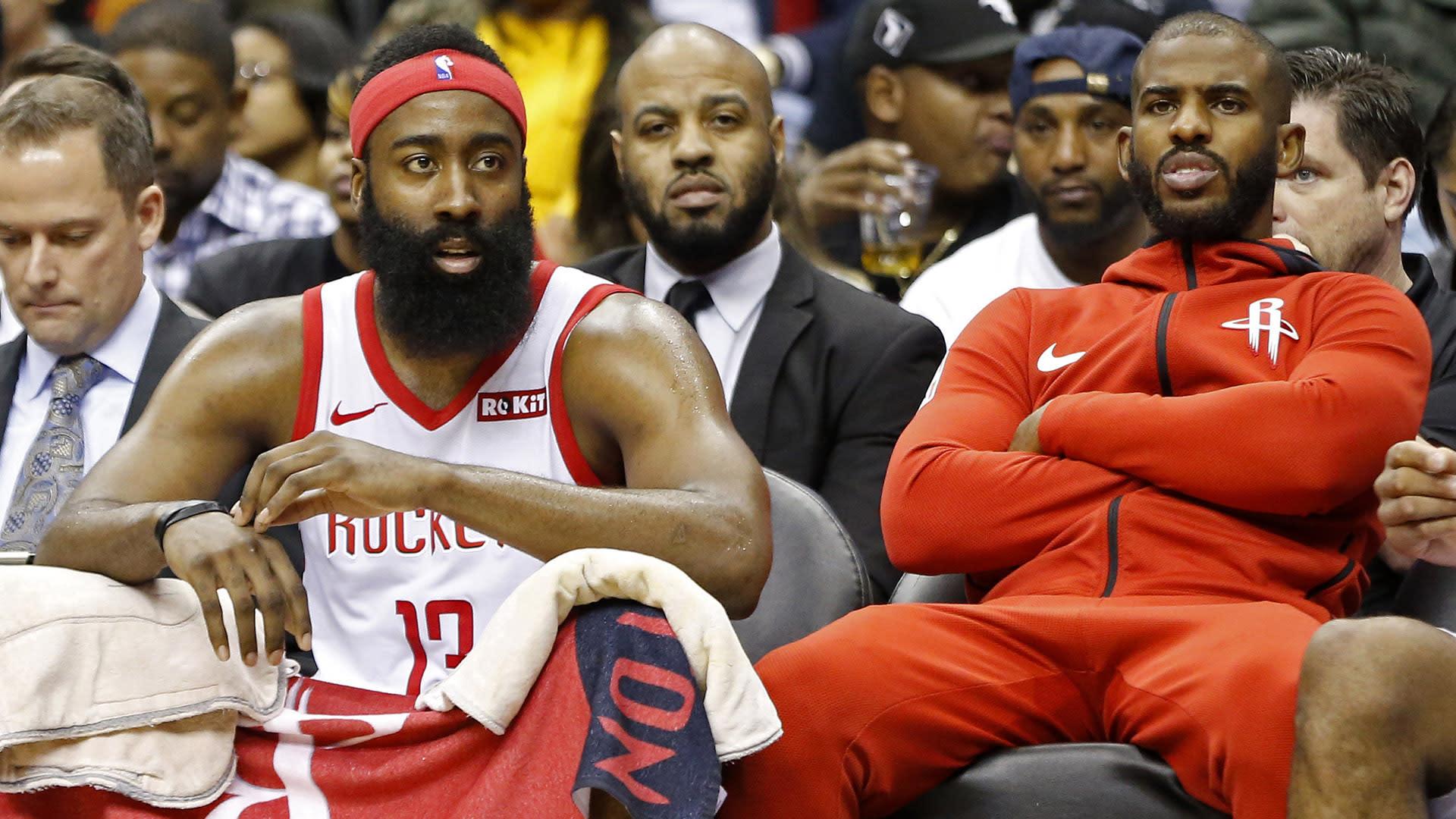 aa41fba910a NBA rumors: 'Culture of me' plaguing Rockets as Chris Paul demands trade