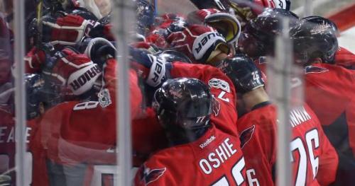 Hockey - NHL - Les Washington Capitals reprennent l'avantage