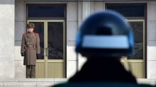 Koreas and UN Command discuss demilitarising border