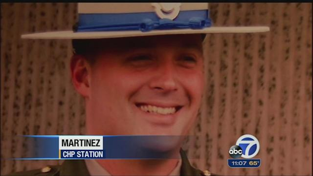 Fallen CHP officer remembered 1 year later