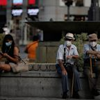Parts of Madrid 'face return to total lockdown' as coronavirus cases soar