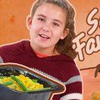 So Fancy - Thanksgiving Leftover Ramen and Thanksgiving Leftover Rollups
