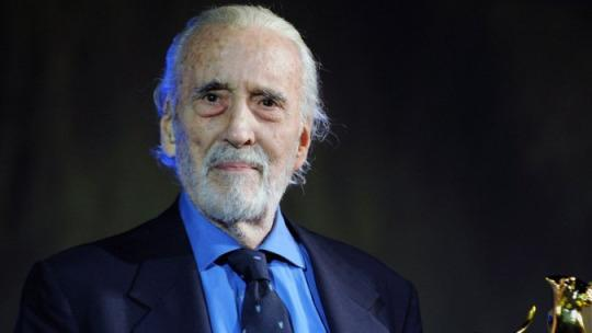Christopher Lee, Legendary Movie Villain and Horror Icon, Dies at 93