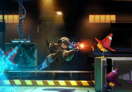 The spiritual successor to Mega Man is Mighty No. 9, and it's coming to Mac