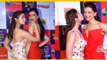 Alia Bhatt and Deepika Padukone's Mad Moments On the Red Carpet