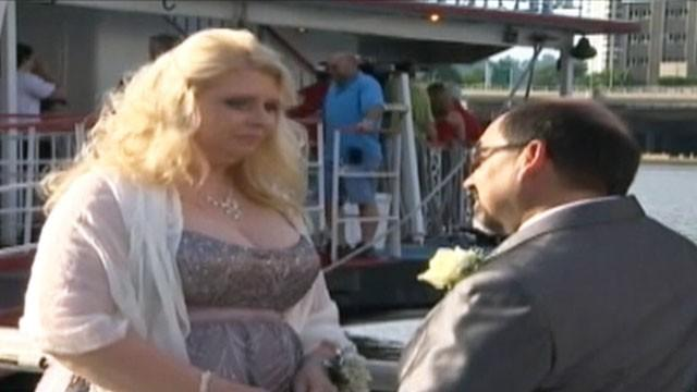 Woman Held Captive for 10 Years Gets Prom Wish