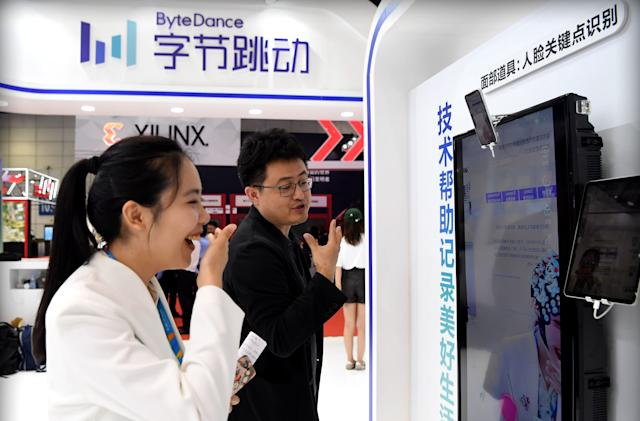 China orders TikTok owner to pull work app that bypassed censors