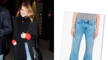 Manual de estilo: Así se llevan los 'cropped flared jeans'