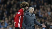 Mourinho defends United approach, hails spirit after derby draw