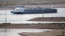 Rhein-Niedrigwasser – das teure Logistik-Problem von Covestro, Thyssen-Krupp und Co.