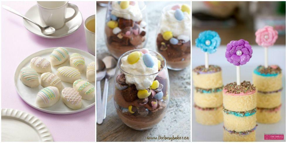 48 Incredible Desserts to Serve on Easter Sunday
