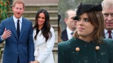 Princess Eugenie Postpones Wedding Thanks to Harry