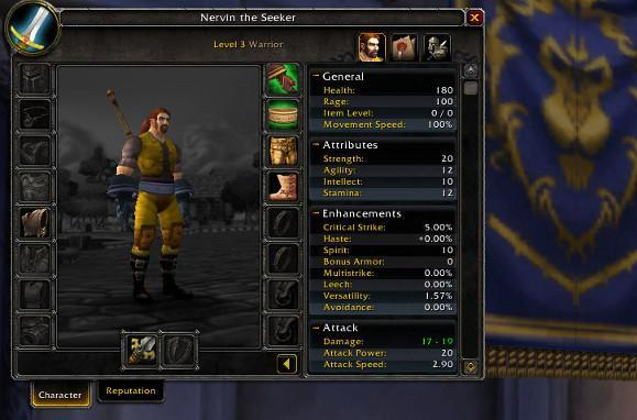 How will Warlords affect low-level characters?
