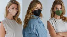 A las famosas les encantan las elegantes mascarillas de Maskc y sus efectivas KN95 de colores
