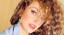 Thalía empieza el 2019 con el look de María la del Barrio; ¡parece de 20!