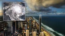 Gold Coast beaches closed as Cyclone Oma tracks towards Queensland coast