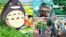 走進宮崎駿的奇異國度-「吉卜力主題樂園」4 大園區設計圖曝光了!