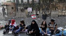 Lebanon PM seeks foreign support for reforms amid protests