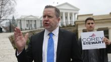 Virginia GOPers worry Senate nominee Corey Stewart could drag down House members