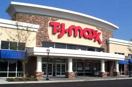 iPads at TJ Maxx were bought at retail