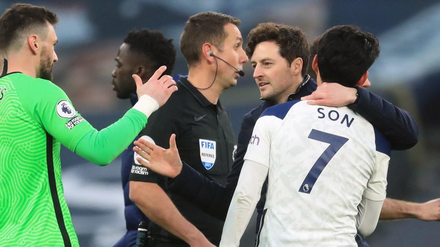 Ryan Mason wants 'a good energy' around Tottenham after ESL debacle