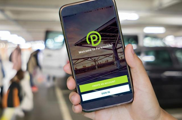 BMW buys a parking app in hopes of tackling urban traffic