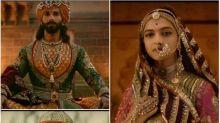Padmaavat: Ranveer Singh, Deepika Padukone and Shahid Kapoor thank Akshay Kumar