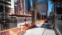 Oceanwide halts construction on Transbay hotel and condo tower
